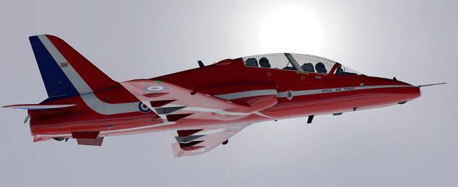 Hawk T1/A Advanced Trainer (for X-Plane 11)