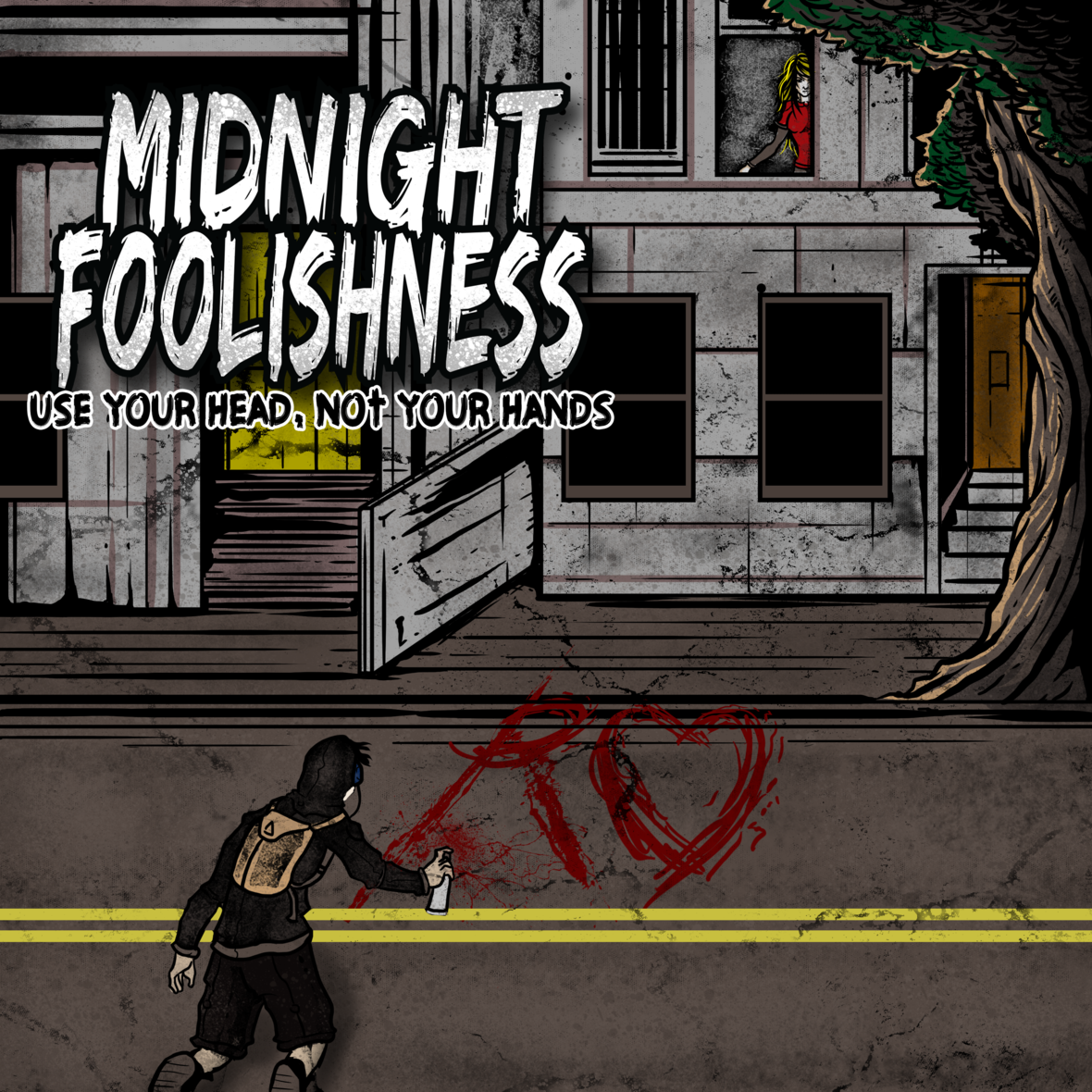 Midnight Foolishness Front Album Art