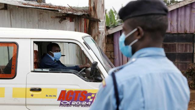 OMS preocupada com aceleração da Covid-19 na África