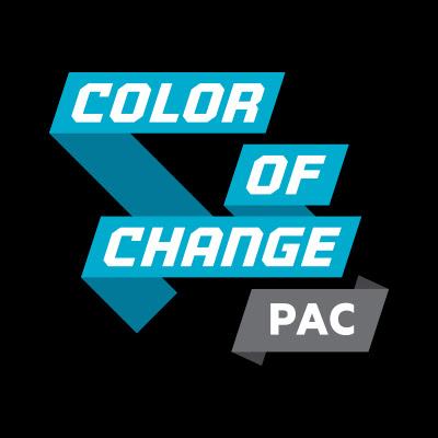 #VotingWhileBlack logo
