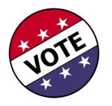 Información para votar en persona.