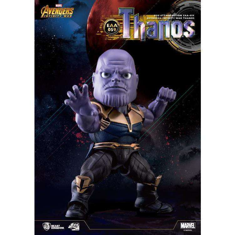 Image of Avengers: Infinity War Egg Attack Action EAA-059 Thanos PX Previews Exclusive