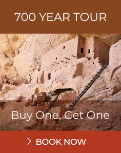 700 Year Tour - Buy One, Get One - Book Now