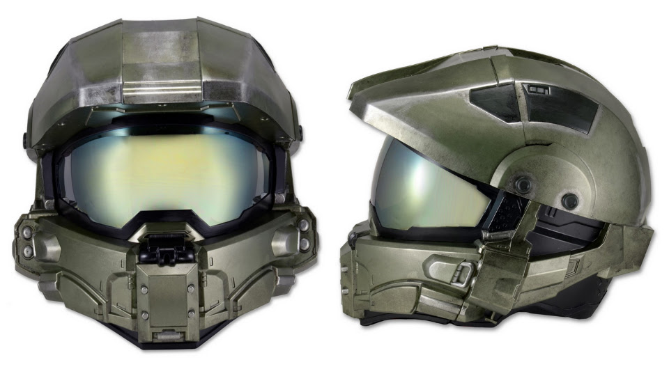 'Halo' die-hards will get their very own motorcycle helmet in July
