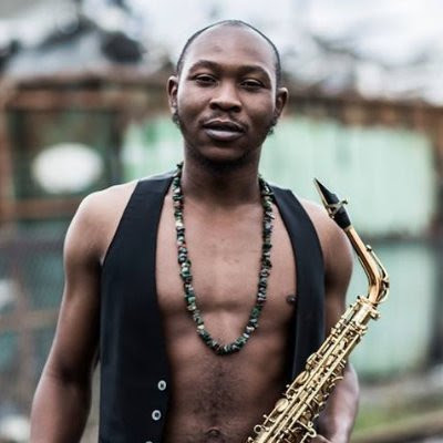 """""""There are only four artistes in Nigeria that have been nominated for a Grammy""""- Seun Kuti (video)"""