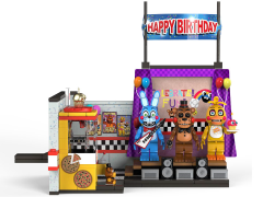 FIVE NIGHTS AT FREDDY'S CONSTRUCTION SETS