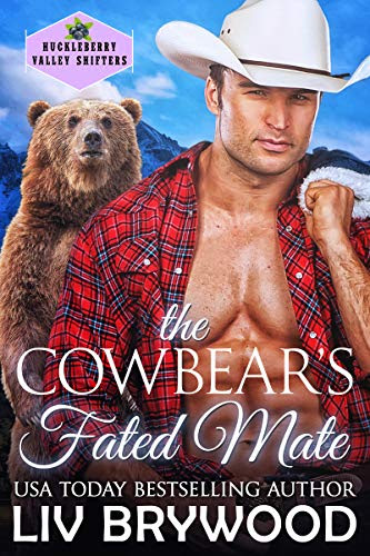 Cover for 'The Cowbear's Fated Mate (Huckleberry Valley Shifters Book 1)'