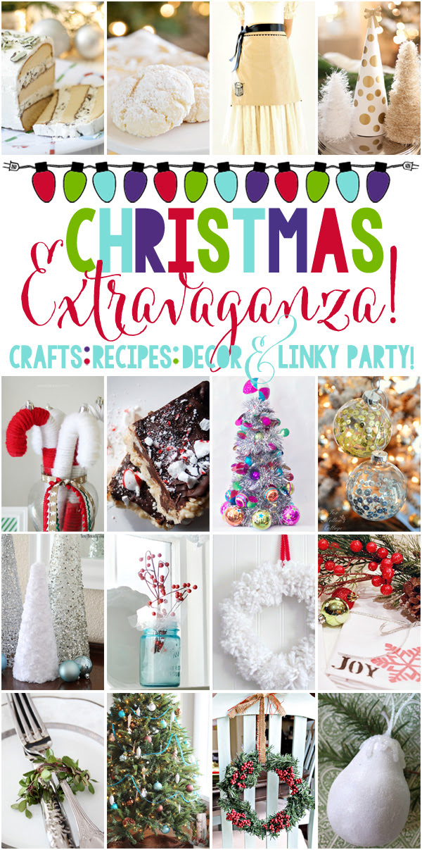 Christmas Extravaganza Collage