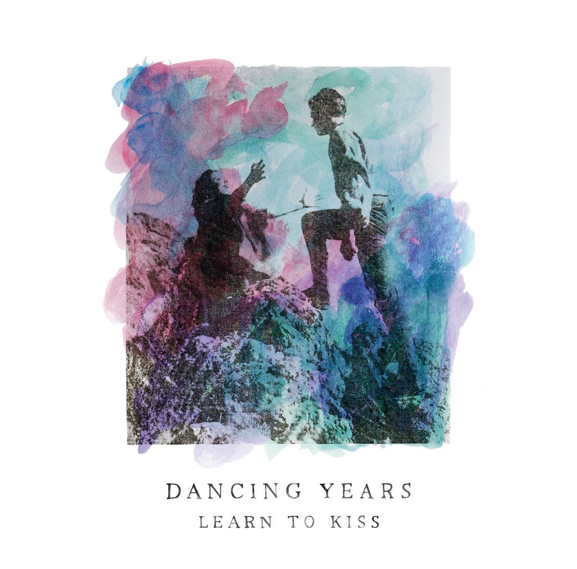 Dancing Years -Learn to Kiss Packshot  Hi-Res