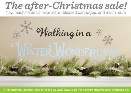 Best of 2014 and Incredible Sale at Cricut!! Check this out!