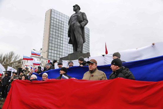 Gran nostalgia por la Unión Soviética se siente en la región