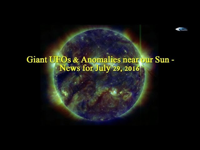 UFO News ~ Two 500 Meter UFOs Seen On Live Cam Over Colima Volcano, Mexico and MORE Sddefault
