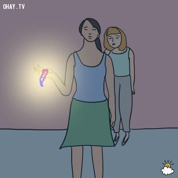 3. Thực hành tìm hiểu chủ nhân của một đồ vật nào đó,sức mạnh tâm linh