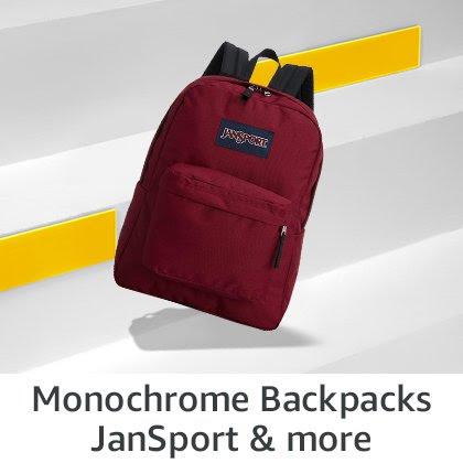 Monotone Backpacks