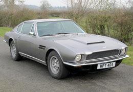 1973 Aston Martin V8