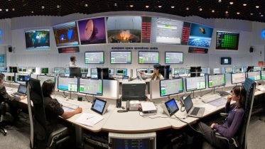ESA Main Control Room