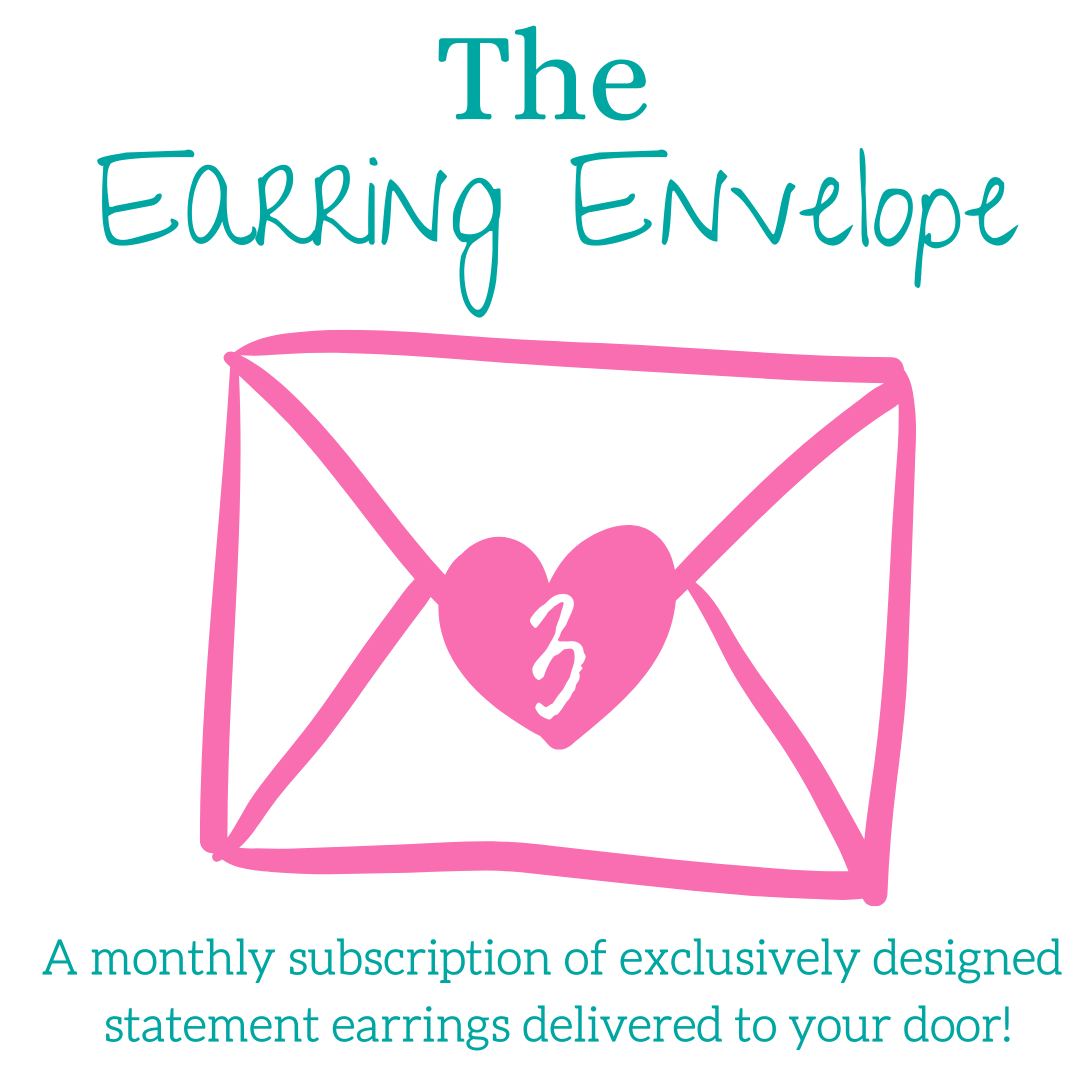 Image of The Earring Envelope 3-Month Gift Subscription
