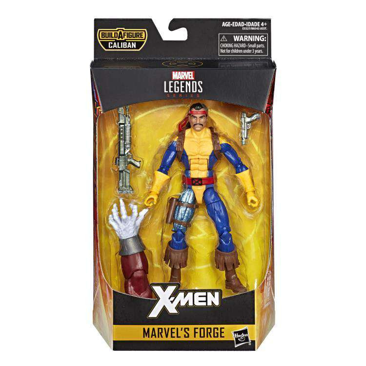 Image of X-Men Marvel Legends Marvel's Forge (Caliban BAF) - MAY 2019