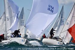 J/22s sailing Worlds- Kingston, ONT