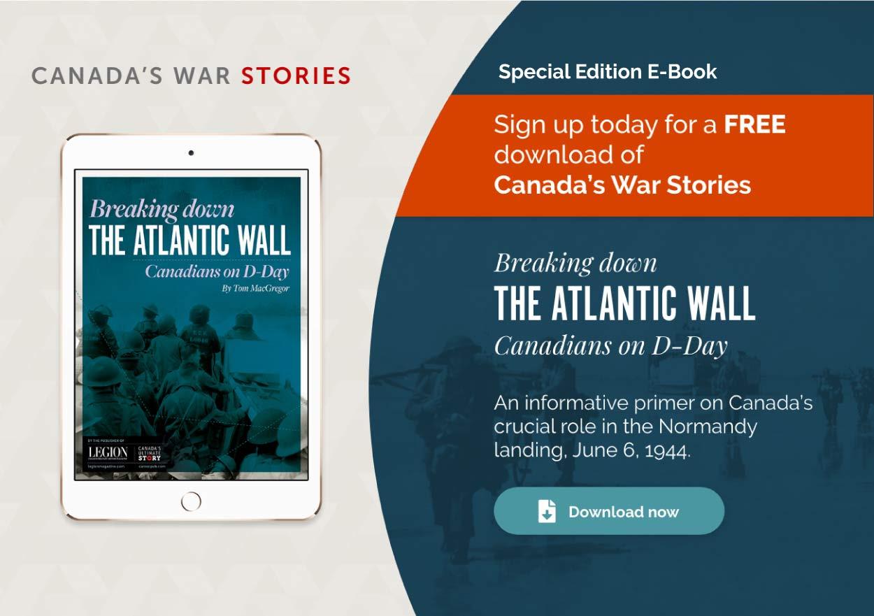 Breaking down the Atlantic Wall
