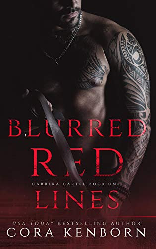 Cover for 'Blurred Red Lines (Carrera Cartel Book 1)'