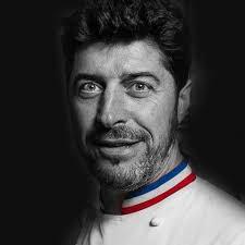 Yannick Franques, nouveau chef exécutif de la Tour d'Argent.