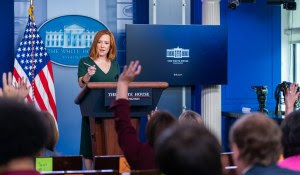 WATCH: Jen Psaki Get GRILLED While Trying to Defend Biden Checking Watch