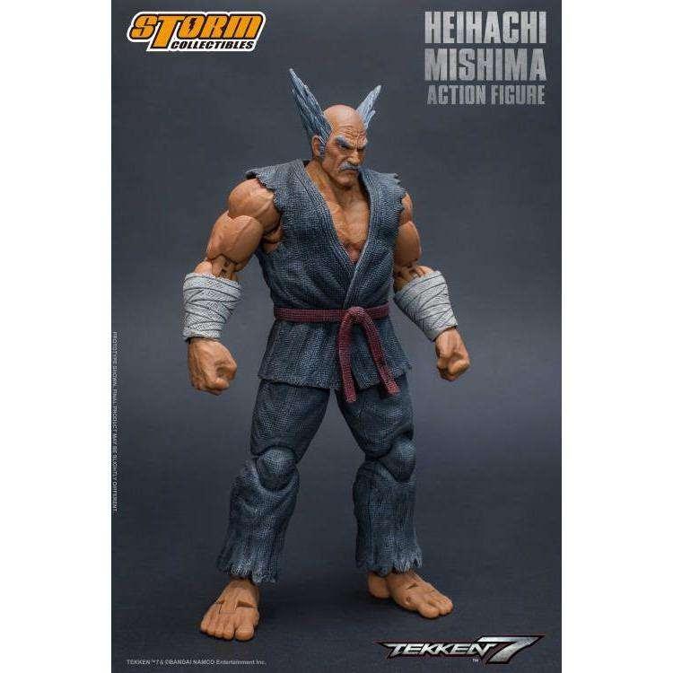 Image of Tekken 7 - Heihachi Mishima 1/12 Scale Figure