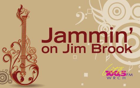 Jammin' on Jim Brook