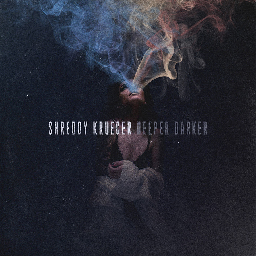 shreddy krueger deeper darker album art