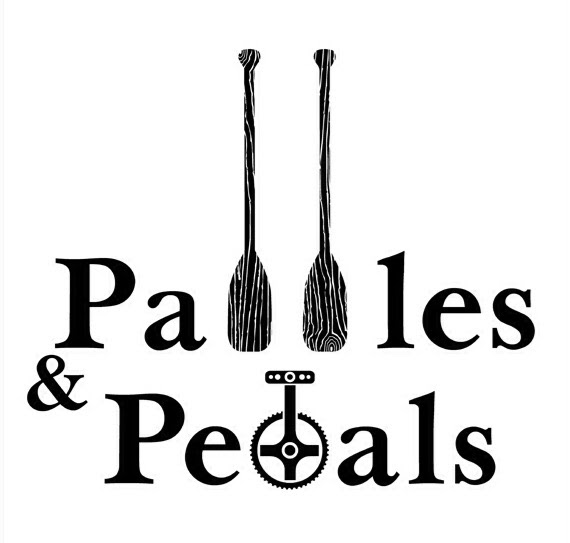 paddles pedals