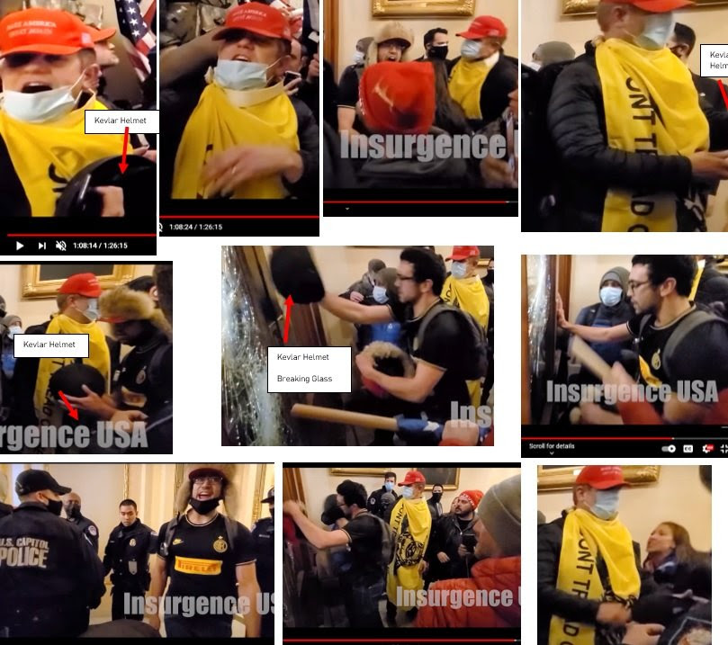 IGNORED BY THE MEDIA ELITES AND FBI: List of 20 Individuals at the Capitol on January 6th – All Appear to be Connected to Antifa or Far Left Groups Most-Wanted-2-Guys-Next-to-Babbitt