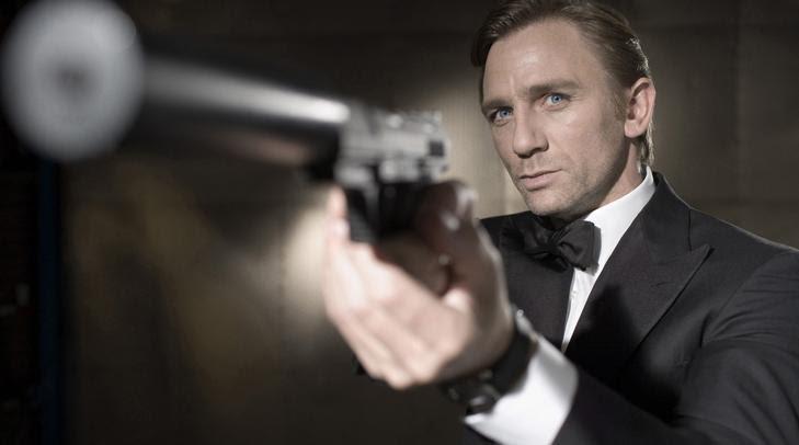 Már a magyaroknak is van James Bond-dala /Fotó: Northfoto