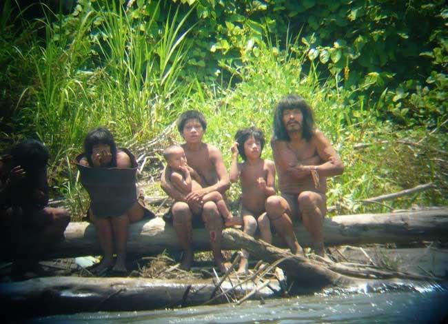 Bộ lạc bí hiểm