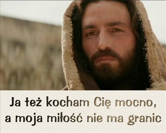 Znalezione obrazy dla zapytania jezus jest miloscia