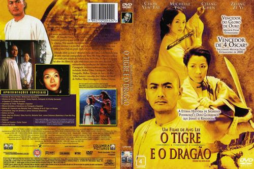O Tigre e o Dragão Torrent   BluRay Rip 1080p Dublado (2000)