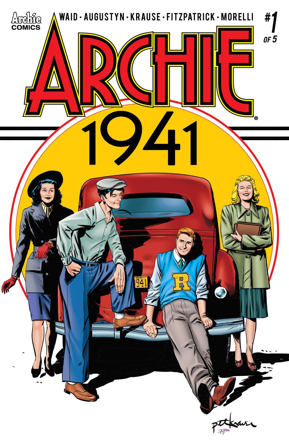 Archie 1941 #1: CVR A Krause