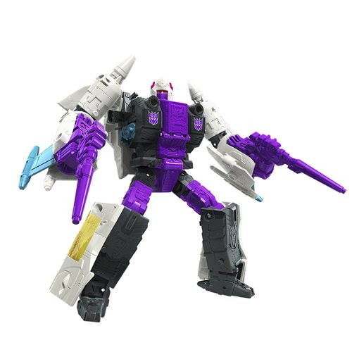 Image of Transformers Generations War For Cybertron Earthrise Voyager Wave 2 - Snapdragon