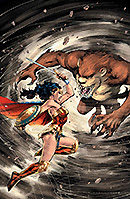 Wonder Woman Tasmanian Devil Special 1