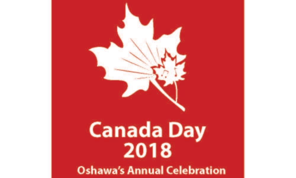 Canada Day LOGO 2018