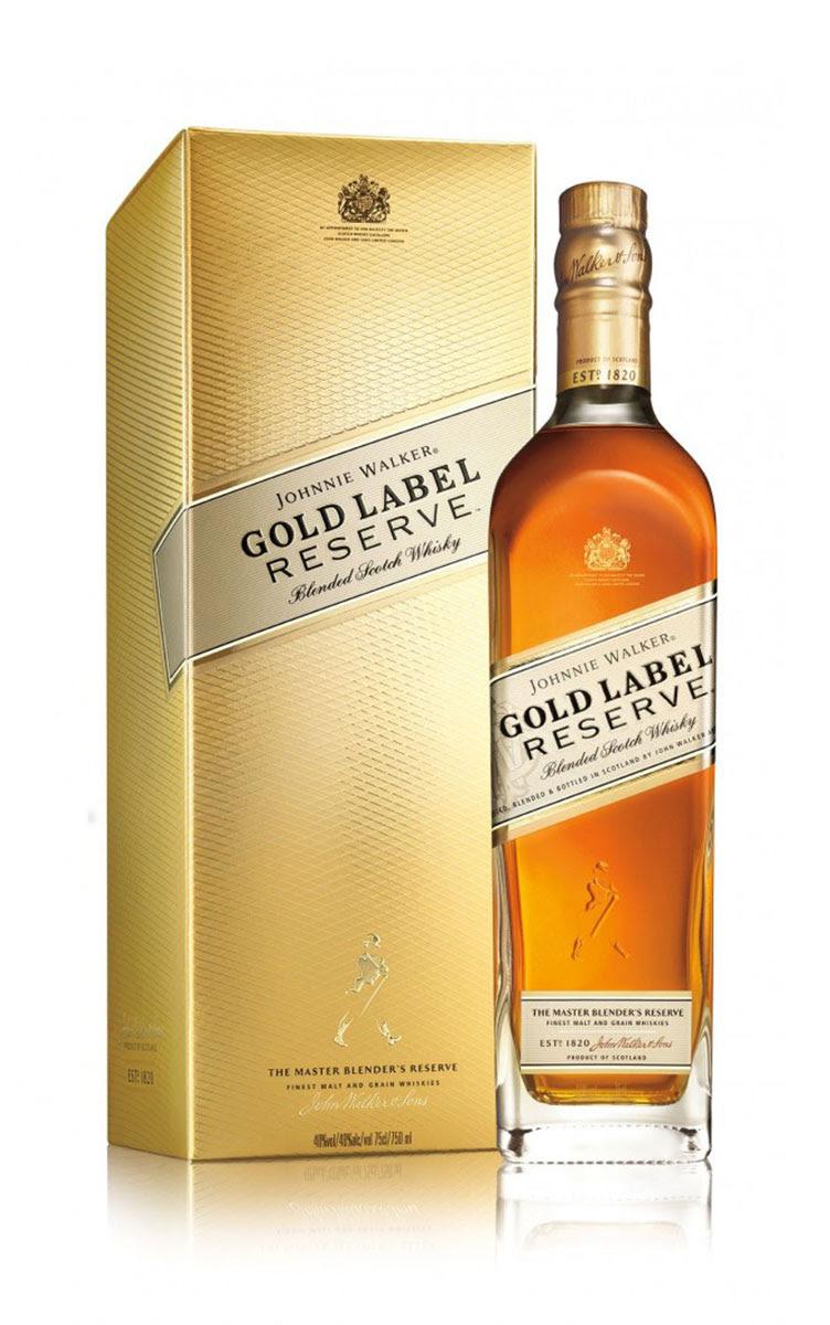 Johnnie Walker Gold Label Reserve Blended