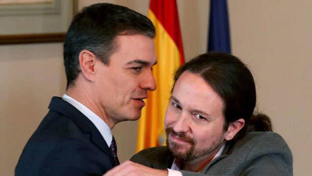 Gobierno Sánchez-Podemos: ¿Frente popular o sumisión al mundialismo?