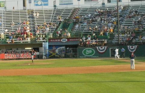 St. Paul Saints 7/5/12