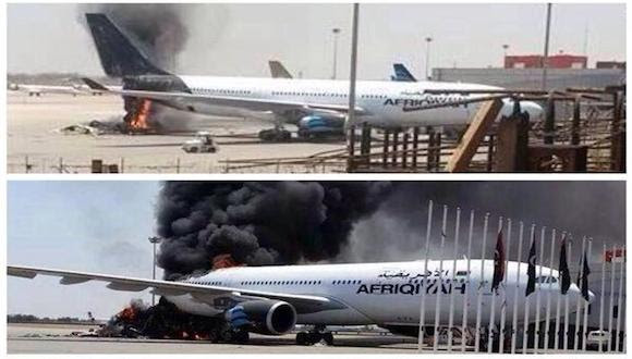 Y mientras tanto en Libia