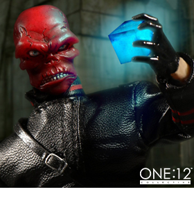 ONE:12 COLLECTIVE RED SKULL
