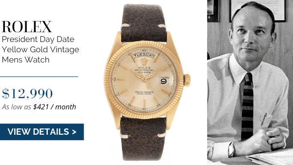 President Day-Date Yellow Gold Vintage