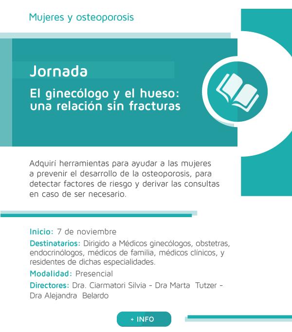 El ginecólogo y el hueso: una relación sin fracturas