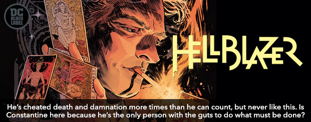 The Hellblazer (2016-) #81 This is one issue you cannot miss! Can Barry Allen and Hunter Zolomon work together long enough to beat death and save the Speed Force?