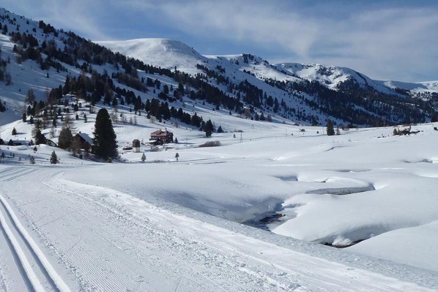 Heimatlreuchten - Bertl Göttls Winterreise