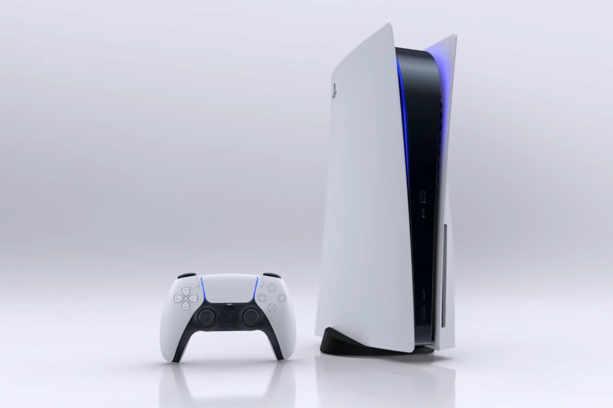 The new PlayStation 5